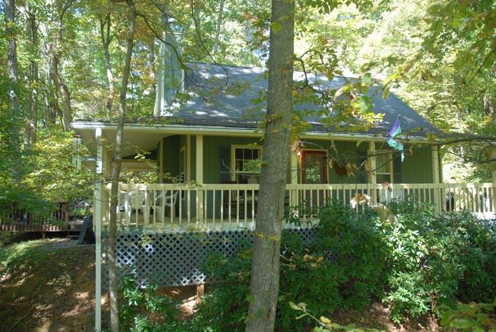 Maggie valley Vacation Rental Cabin III
