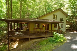 Maggie valley Cabins